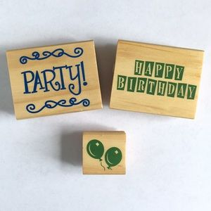 Party Stamp Set